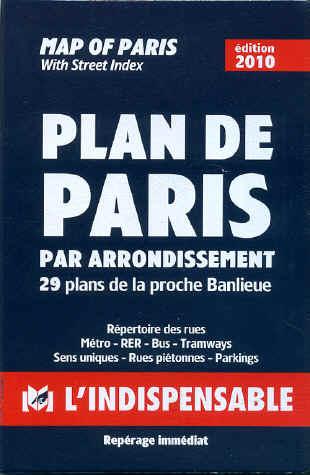 paris plan arrondissement. PLAN DE PARIS PAR