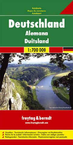 maps duitsland niedersachsen