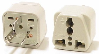The Savvy Traveller Adapter Plugs