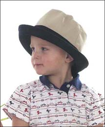 The Savvy Traveller - Tilley Hats for Kids 41ad84a73fd
